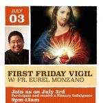 First Friday Vigil
