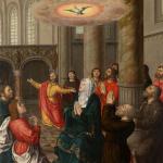 May 20, 2018 – Pentecost Sunday